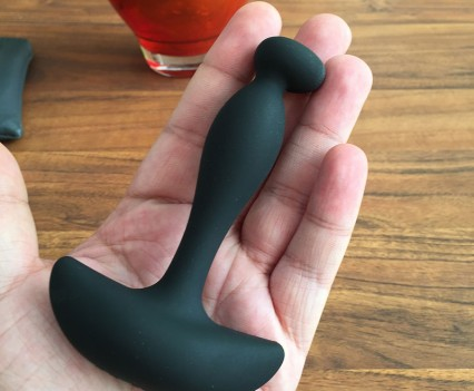 Vibratex Black Pearl Prostate Massager