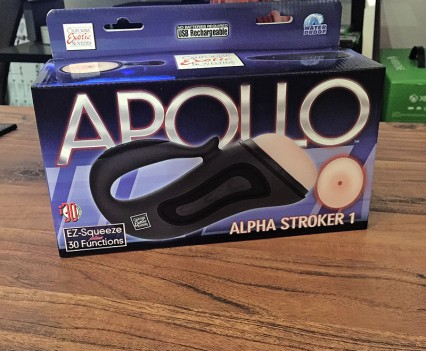 Apollo Alpha Stroker 1