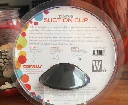 Tantus Suction Cup