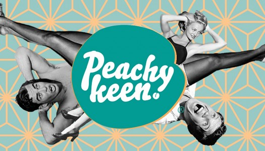 Welcome our new sponsors 'Peachy Keen'