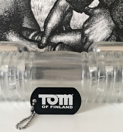 Tom of Finland Head to Head Vibrating Sleeve