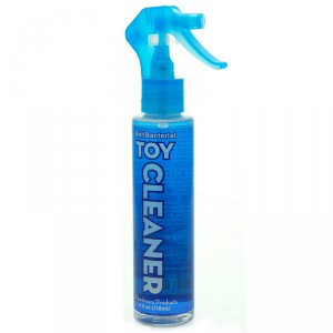 Antibacterial Toy Cleaner at For The Closet