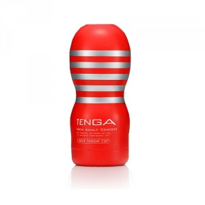TENGA Deep Throat Cup at For The Closet