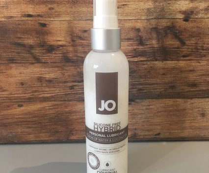 System JO Silicone Free Hybrid Lube