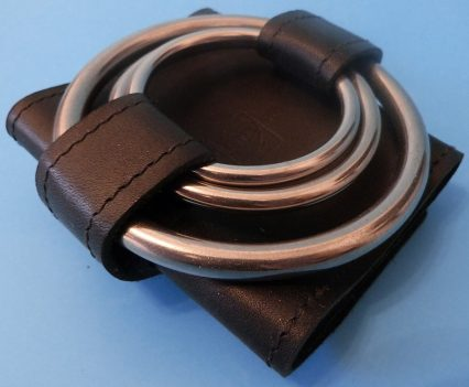 LoveArc Leather Dildo Harness