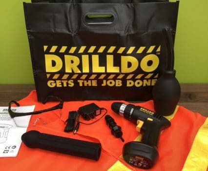 Spiral Drilldo 6 Pc Collection