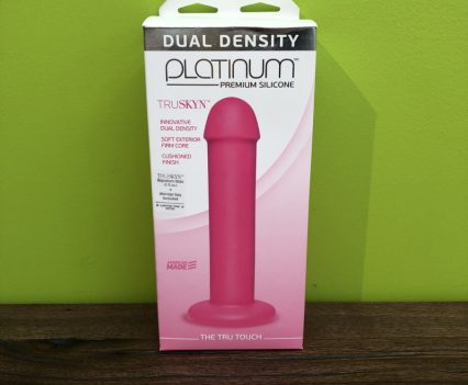 Doc Johnson The Tru Touch TruSkyn Dual Density Dildo