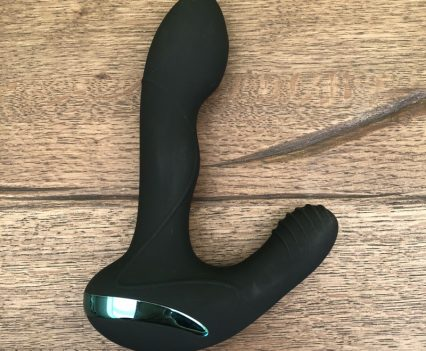 Prostatic Play Maverick Rotating Vibrating Prostate Stimulator