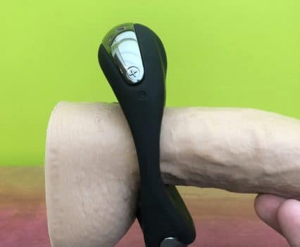 Atom Plus Dual Vibrating Cock Ring by Hot Octopuss