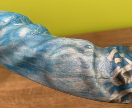 Uberrime Night King Silicone Dildo